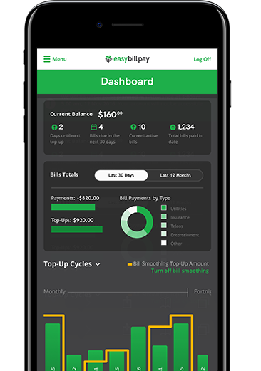 Easy Bill Pay App
